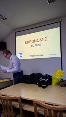 školení ergonomie 13.02.2017