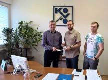 návštěva KIA Žilina 20.02.2017
